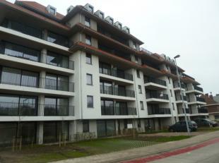 Gelijkvloers nieuwbouwappartement met 2 slaapkamers, terras te huur in Harelbeke nabij stationIndelingInkomhal met apart toilet - bergruimte met aansl