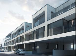Nouveau projet de développement avec 18 appartements et 2 espaces commerciaux dans le centre de Deerlijk.Cet appartement dispose de 2 chambres