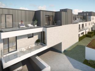 Nouveau projet de développement avec 18 appartements et 2 espaces commerciaux dans le centre de Deerlijk. Cet appartement est situé au p