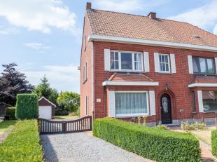 Maison à vendre                     à 8710 Wielsbeke