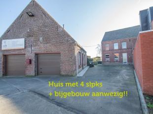 Deze voormalige kloosterwoning is landelijk gelegen in de parochie St. Jan (Wingene) naast de vrije basischool, opvang,.. Op 10 min van E-40.<br /> Al