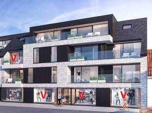 Modern en energiezuinig nieuwbouwproject met appartementen met 2 slaapkamers en zuidgerichte terrassen.<br /> Pluspunten:<br /> ° zuidgerichte ter