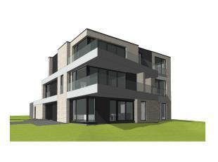 Mooie Projectgrond te koop met goedgekeurde vergunning voor het bouwen van 4appartementen en staanplaatsenDe bouwgrond is gelegen naast het onze lieve