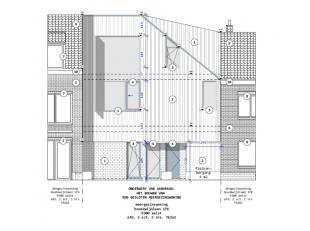Dit perceel is gelegen op een invalsweg van Aalst en heeft een totale oppervlakte van 235,2m².De bouwgrond is geschikt voor het bouwen van een me