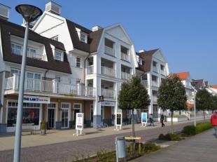 Appartement met 3 slpk gelegen op de eerste verdieping van de residentie Newport Bay. Dit appartement heeft een netto oppervlakte van 117m² en be