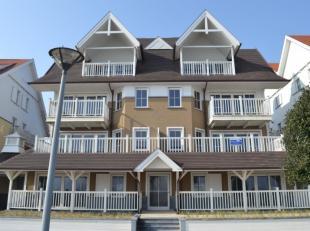 Appartement met 2 slpk gelegen op de 2e verdieping van de residentie Nantucket. Dit appartement heeft een netto oppervlakte van 114m² en beschikt