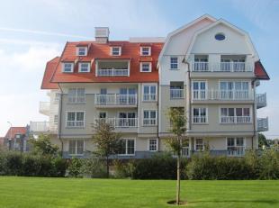 """Gelijkvloersappartement met 2 slpk gelegen in de residentie Dock Side, deel uitmakend van het prestigeproject """"Storms Harbour"""". Dit appartement heeft"""