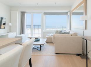 Compleet vernieuwd en instapklaar appartement gelegen op de 2e verdieping van de residentie Carlton op de zeedijk te Nieuwpoort-Bad vlakbij de havenge