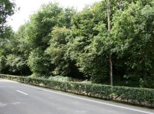 !VERKOCHT! MOOIE BOUWGROND, LOT 1, bestemd voor OPENBEBOUWING met een straatbreedte van 28,45 m en een totale oppervlakte van 8a26ca. De oriëntat