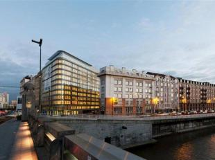 """Kantoren TE KOOP in Brussel.<br /> Dubbele plateau met """"roof terrace""""<br /> Verschillende niveaus eveneens beschikbaar<br /> Contacteer ons voor meer"""