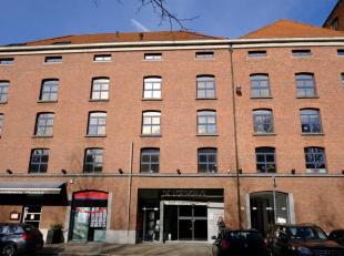 """Ces bureaux sont situés dans un ancien entrepôt rénové, sur le vieux port entre le """"Eilandje"""" et la vieille ville.Diff&eacu"""