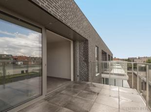 Mooi nieuwbouw appartement met met mooi terras en zicht op groene tuin, gelegen op de 2de verdieping<br /> Zeer goed gelegen aan de rand van de stad e