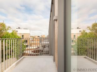 Op de vroegere houtzagerij, een centrale ligging te Sint-Niklaas, is dit nieuwbouwappartement gevestigd.<br /> Het appartement heeft een aantrekkelijk