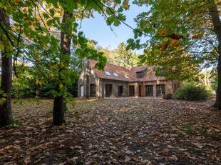 """Landhuis """"villa canteclaer"""" is gelegen hartje Heide te midden in de natuur in alle privacy.<br /> Het landhuis is van top tot teen duurzaam gerestaure"""