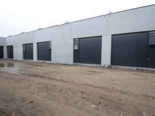 Deze unit is gelegen in een nieuwbouw loodsencomplex gelegen te Rumbeke.De loods heeft een oppervlakte van 123 m² en is uitermate geschikt voor o