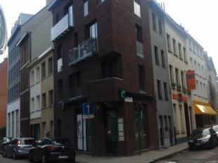 Moderne kamer voor student, tegenover ingang universiteit Antwerpen met r (wc,lavabo,douche) en eigen kitchenette met frigo,inductie kookfornuis,micro