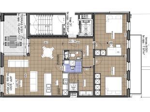 Geen immo aub.<br /> <br /> Luxueus appartement op toplocatie, gelegen in de Cadixwijk, nabij Eilandje.<br /> <br /> Indeling: 2 slaapkamers, toilet,