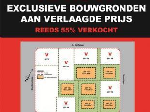 Terrain à vendre                     à 8620 Nieuwpoort