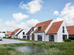 """""""HET PRINSENHOF""""<br /> Beauvoorde, le village le plus charmant de Veurne (Furnes).<br /> Voudriez-vous résider dans un projet d'habitation unique et c"""