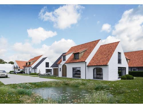 Villa à vendre à Beauvoorde, € 426.875