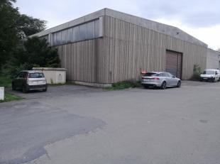 Loods 1014 m² te koop voor opslag en productie op terrein van 1515 m2 Ligging aan straat met mogelijkheid tot loskade en extra ingang. Uitstekende lig