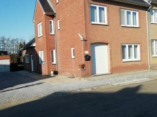 Goed onderhouden woning gelegen te Boorsem, Maasmechelen windmolenweg 83 in een rustige omgeving.<br /> Pvc ramen met dubbele beglazing, nieuw dak, ce