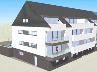 Nieuwbouw appartementen in het centrum van Maasmechelen vlak tegenover Shopping centre M2 en Pauwengraaf.<br /> Dit moderne complex is een uitbreiding