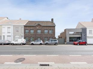 Mooie ruime woning op 1800m²  (dicht bij Posthoorn Wevelgem)<br /> afgesloten tuin - veel ruimte voor magazijn, garages, ontspanningsruimte, ook voor