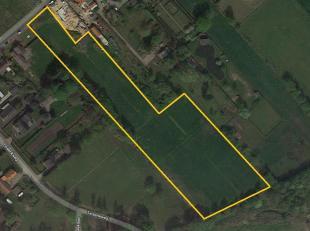 Bouwgrond met achterliggende grond +/- 1,3 hectare