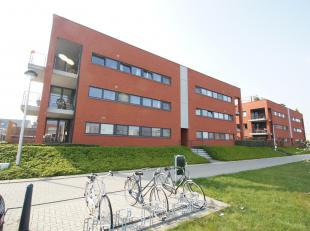 Rustig gelegen recent appartement (91m²) (2006), gelegen binnen de grote ring van Hasselt, op 5 minuten van het centrum. Op de tweede verdieping, met