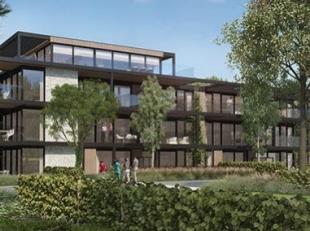 """Het nieuwbouw appartement is gelegen in een bos met nieuw aangelegd park, het exclusieve project """"Franse Bos"""". Het ligt op wandelafstand van het centr"""