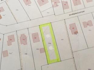 Rustig gelegen bouwgrond te koop in de Streepkenstraat in Genk.<br /> (Stad Genk, 2e afdeling Sectie A nr. 94g)<br /> Het stuk is 11a40ca en heeft een
