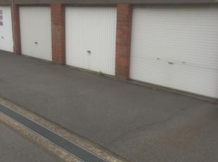 Individuele garage te huur  op jaarbasis