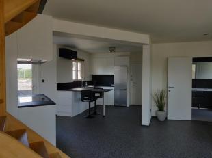 Instapklaar recent duplex appartement met 1 grote slaapkamer (36m²) gelegen in een kleinschalige residentie te Hoevenzavel.<br /> <br /> Bewoonbare op