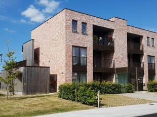 Wij verhuren een nieuwbouw-appartement (gelijkvloers) nabij het station van Poperinge ( Nijverheidsstraat ), op wandelafstand van het centrum.<br /> G