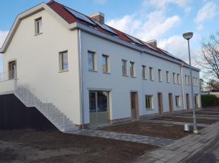 Dit appartement (nog 2 beschikbaar) valt onder het stelsel van sociale koopwoningen. De vraagprijs is inclusief BTW. De registratiekosten bedragen sle