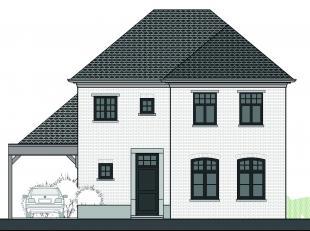 In de Kapelstraat nr. 67 te Heusden, zijn de werken gestart van 2 woningen. <br /> Lot 3 is een open bebouwing in witte gevelstenen (Wapper White van