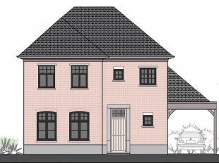 In de Kapelstraat, nr. 67 te Heusden-zolder, zijn de werken gestart van 2 woningen.<br /> Lot 5 is een open bebouwing in oude Beerse (lichtgekleurde)