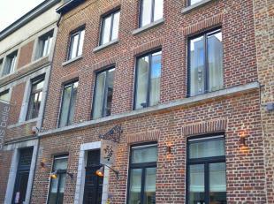 Een uniek historisch geheel gerenoveerd pand uit 1650 10 meter van de grote Markt, een B & B met vier luxe kamers , een twee slaapkamer appartement ,