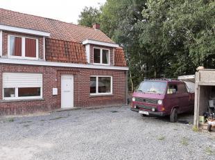 Maison à vendre                     à 8580 Avelgem