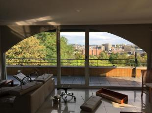 Unique: Only one room left in magnificent Penthouse Leuven!<br /> <br /> Room for rent in a shared  apartment/penthouse with two others (student and w