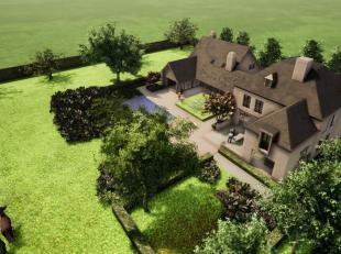 Prachtige bouwgrond - top locatie - met bouwvergunning in Hasselt <br /> Het geheel bestaat uit 3 bouwgronden van 1000 m2 (20mx50m  open bebouwing) en