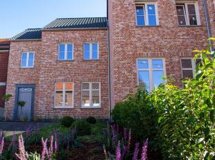 3 superbes  maisons de charme à vendre à Wamont, sises dans un quartier résidentiël et calme, Bosstraat, 17 A, 17 B et 19 sur une parcelle d'environ 1