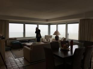 Appartement à louer                     à 8300 Knokke