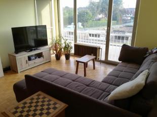 GEEN IMMO<br /> Ruim bemeubeld appartement met garage, centrum Beveren. Vlot bereikbaar. Meubels (vitrinekast, commode, living afel, tv meubel, zetel)