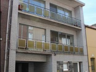 Appt 1e verdieping in centrum van Sint-Truiden, 2 slpk, garage, vermoedelijk vrij vanaf 01/01/2020