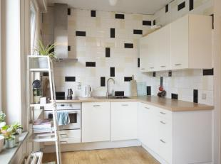 Dit recent gerenoveerde lichtrijke appartement bevindt zich op de eerste verdieping van residentie 'De Toekomst'. Het appartement ligt in een trendy w