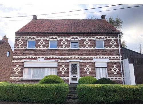 Maison unifamiliale à vendre à Opwijk, € 299.000