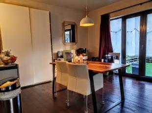 """Prachtig gelijkvloers appartement in perfecte staat met tuin en terras in residentie """"Het Atrium"""" gelegen rond een centraal, groen binnenplein.<br />"""