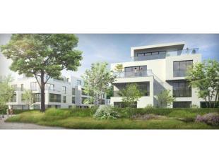 Appartement neuf de 92 m² avec jardin orienté sud dans le tout nouveau projet TREE, Avenue Dolez en bordure d'une zone Natura 2000 (proche des bois de